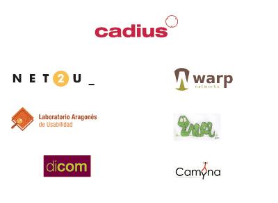 Colaboradores Cadius Zaragoza
